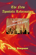 New Apostolic Reformation Book