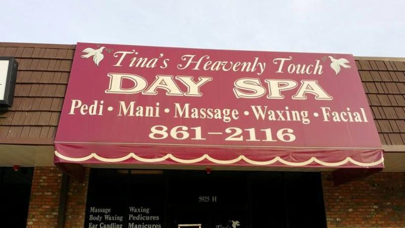 Tinas Heavenly Touch Day Spa Beaumont