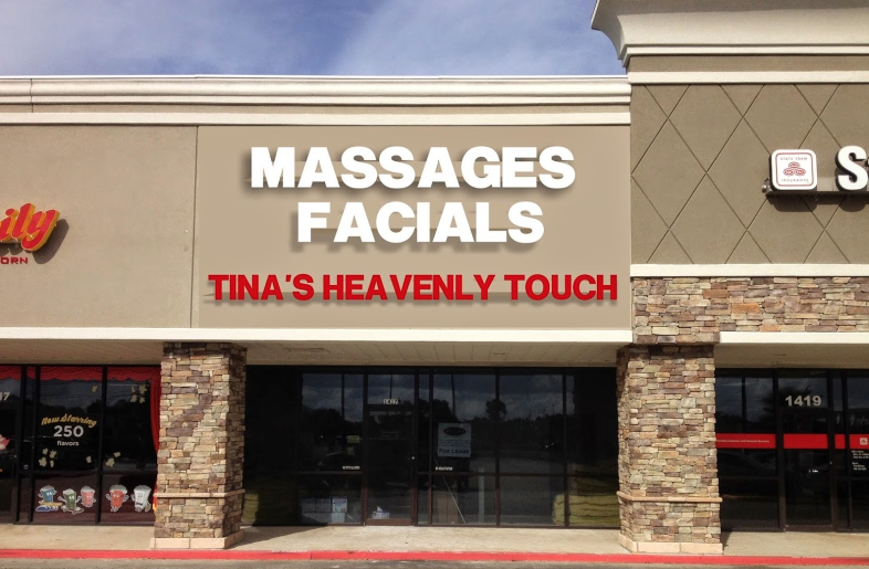 Tinas Heavenly Touch Day Spa Nederland