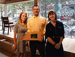Built Green Pioneer Award winner: Aaron Adelstein