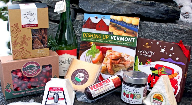 Localvore Gift Basket, Middlebury Food Co-op, 2016