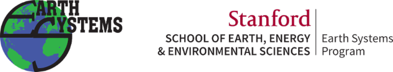 logo: Stanford University Earth Systems Program