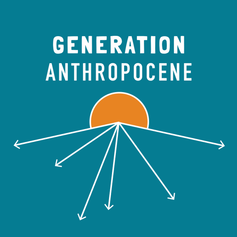 Generation Anthropocene logo
