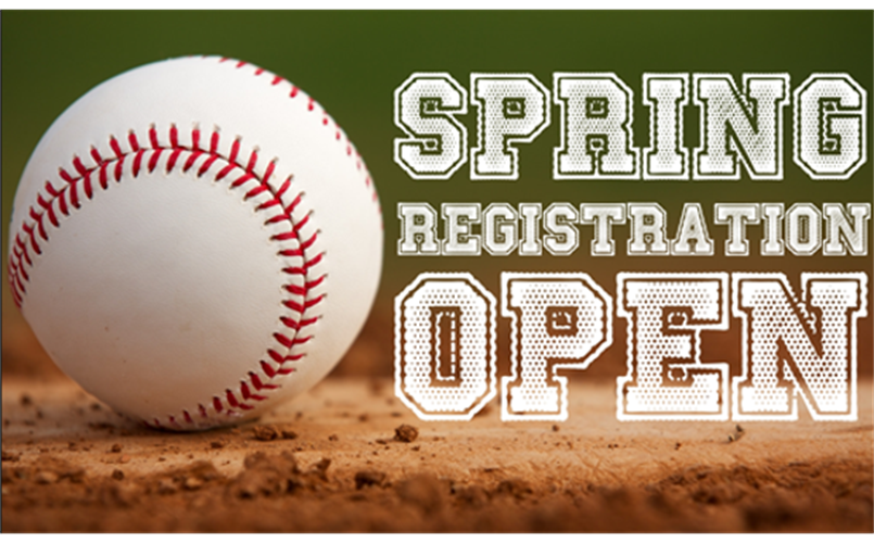 REGISTRATION OPEN ❤️⚾❤️ and SO MUCH MORE