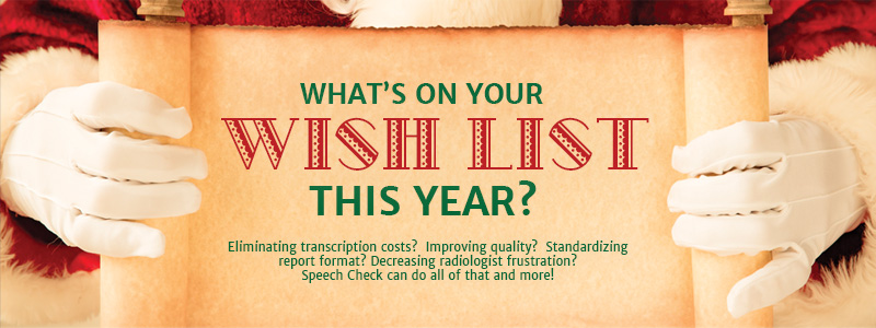 What's on your wish list this year?