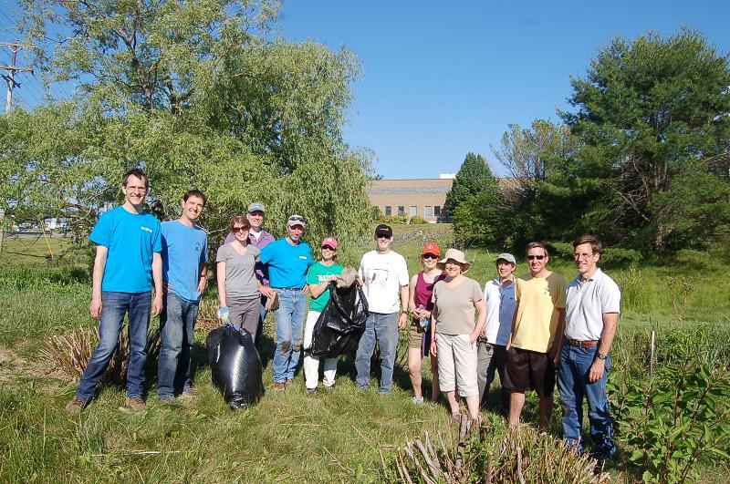 Blanchette Brook Volunteers