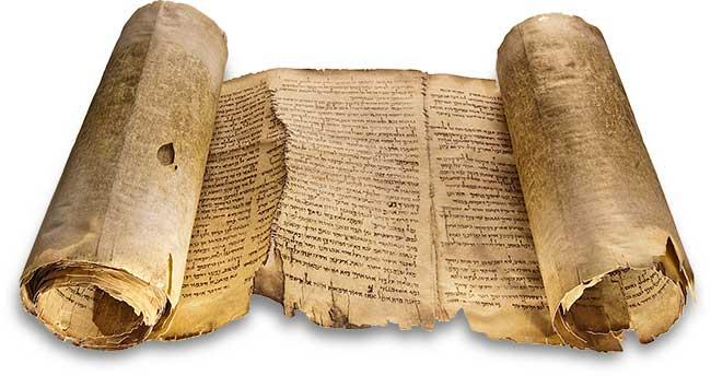 Dead Sea Scrolls Image