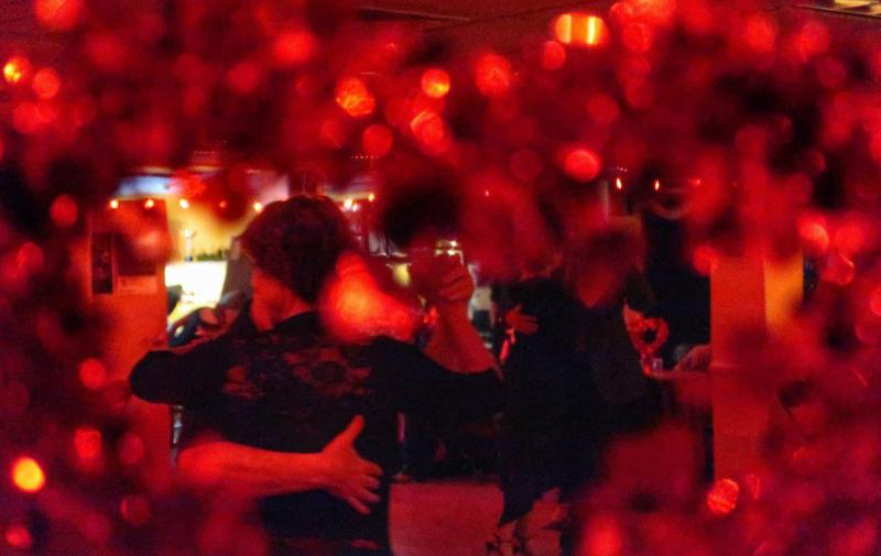 Valentine Milonga Ideal