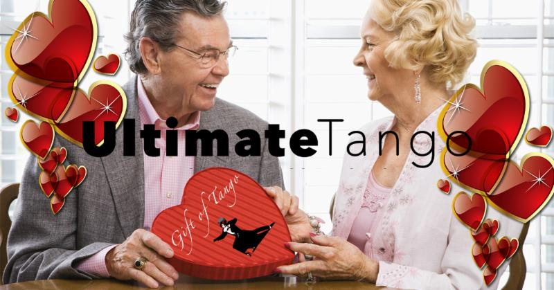 Valentine Day Special Argentine Tango Lesson