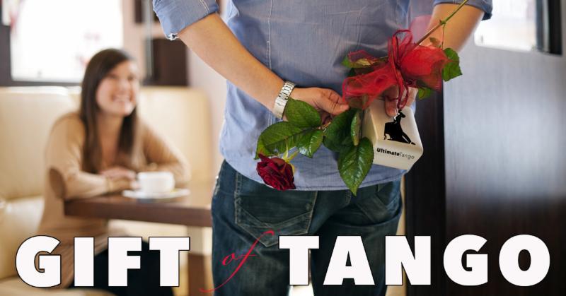 Valentine Day Special Argentine Tango Lesson