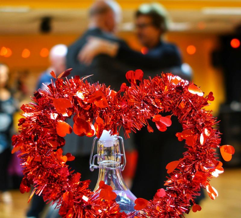 Valentine Milonga Ideal