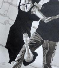 gancho in tango
