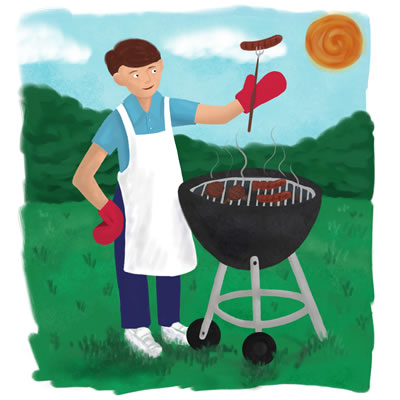 Summer Cookouts for Families that are Homeless @ Elliot Church | Newton | Massachusetts | United States