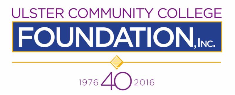 Foundation 40th Anniversary Logo