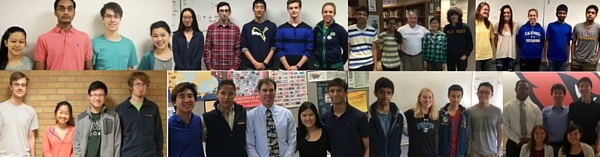 2016 National Economics Challenge Team Finalists