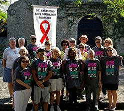 St. Stephen's AIDS Ministry Mini-Walk