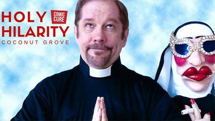Holy Hilarity Comedy Night @ St. Stephen's Episcopal Church | Miami | Florida | United States