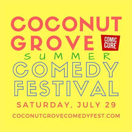 Coconut Grove Comedy Show @ St. Stephen's Episcopal Church | Miami | Florida | United States
