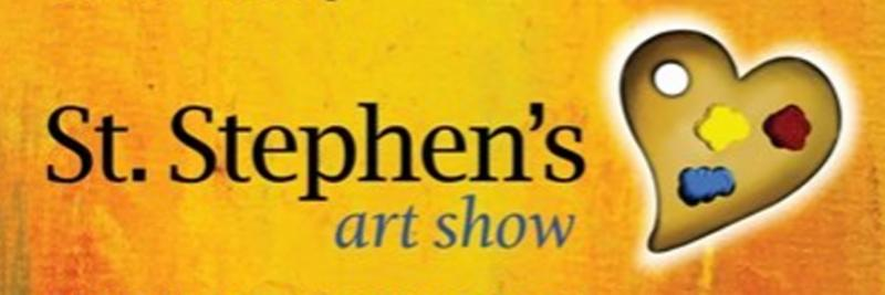 St. Stephen's art show all weekend @ St. Stephen's Episcopal Church   Miami   Florida   United States