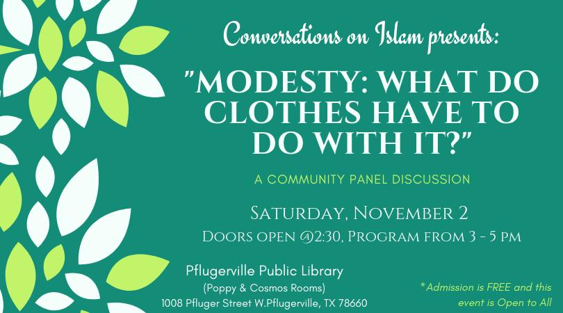 Modesty #2