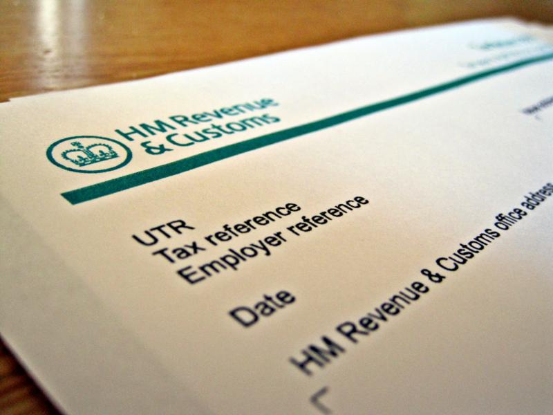 HMRC tax return by Images Of Money