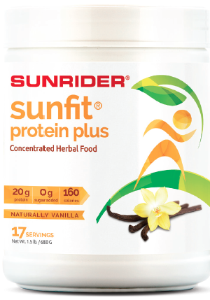 Sunrider Sunfit Protein shake