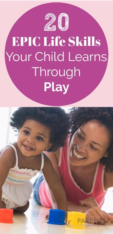 functions of child learning through play Playing can help kids learn, grow & develop different types of play like social play, constructive play, and games with rules will help build a stronger relationship with your child.