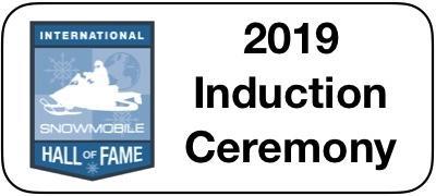 ISHOF 2019 Induction Ceremony