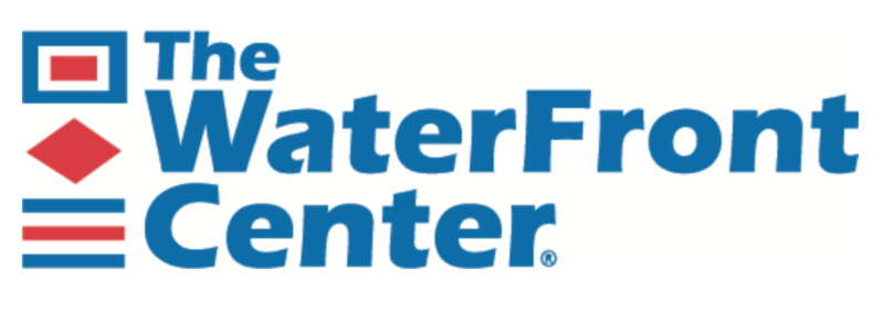 WaterFront logo, with padding