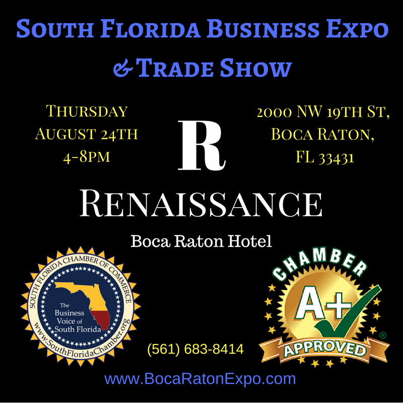 South Florida Business Conference & EXPO 2017 in Boca Raton