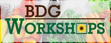 BDG Workshops logo