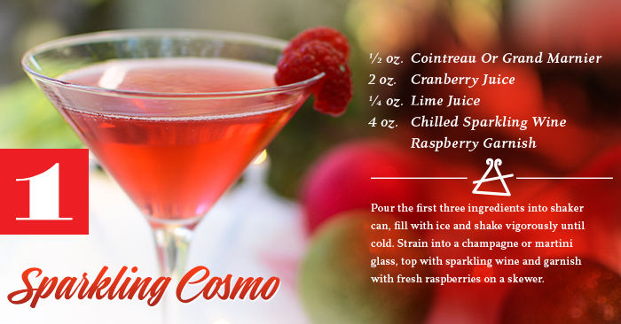 Sparkling Cosmo