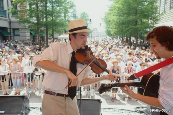 19. Joel Savoy Red Stick Ramblers 2002
