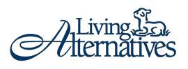 Living Alternatives Logo