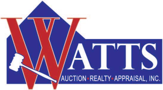 Watts Auction Realty Appraisal Inc.