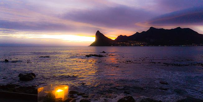 South Africa Cape Sunset
