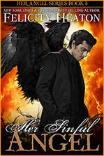 Her Sinful Angel - Paranormal Romance Book