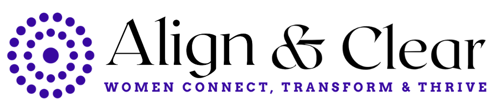 Align and clear long logo