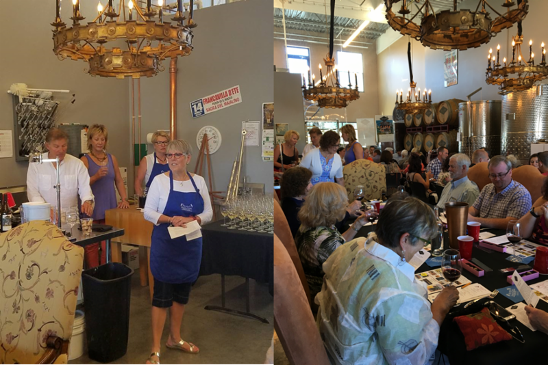 July 2016 Newsletter, Cognition Winery