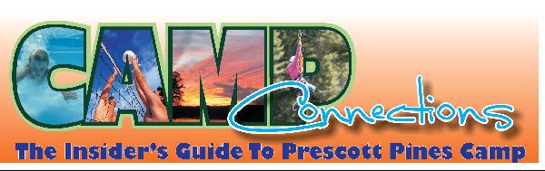 Camp Connections - An Insider's Guide to Prescott Pines Camp