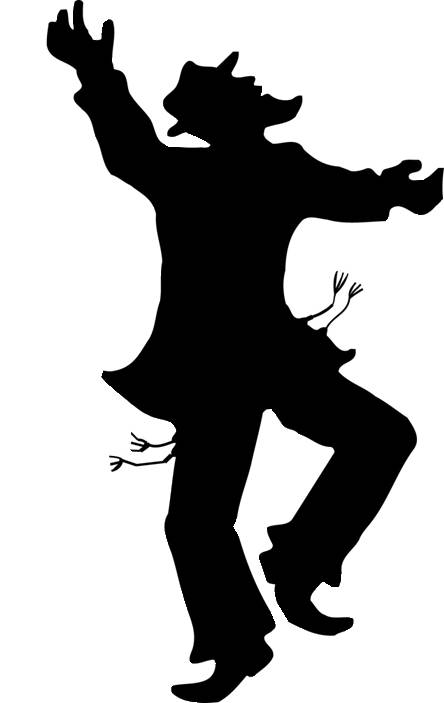 dancing chossid