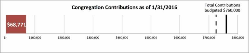 January Contributions