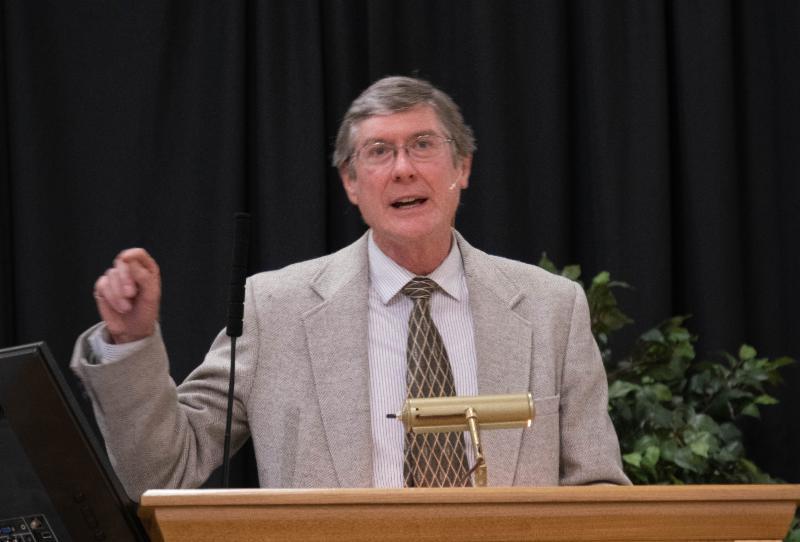 Dr. Doyle Holbird- essayist