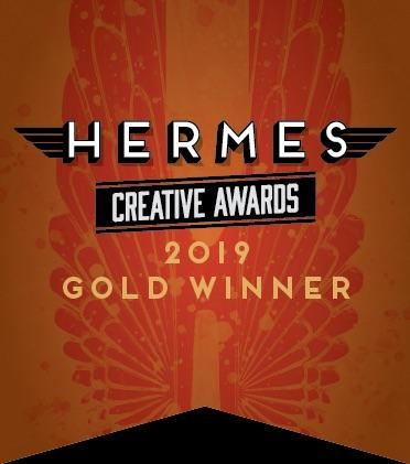 logo for Hermes Creative Awards