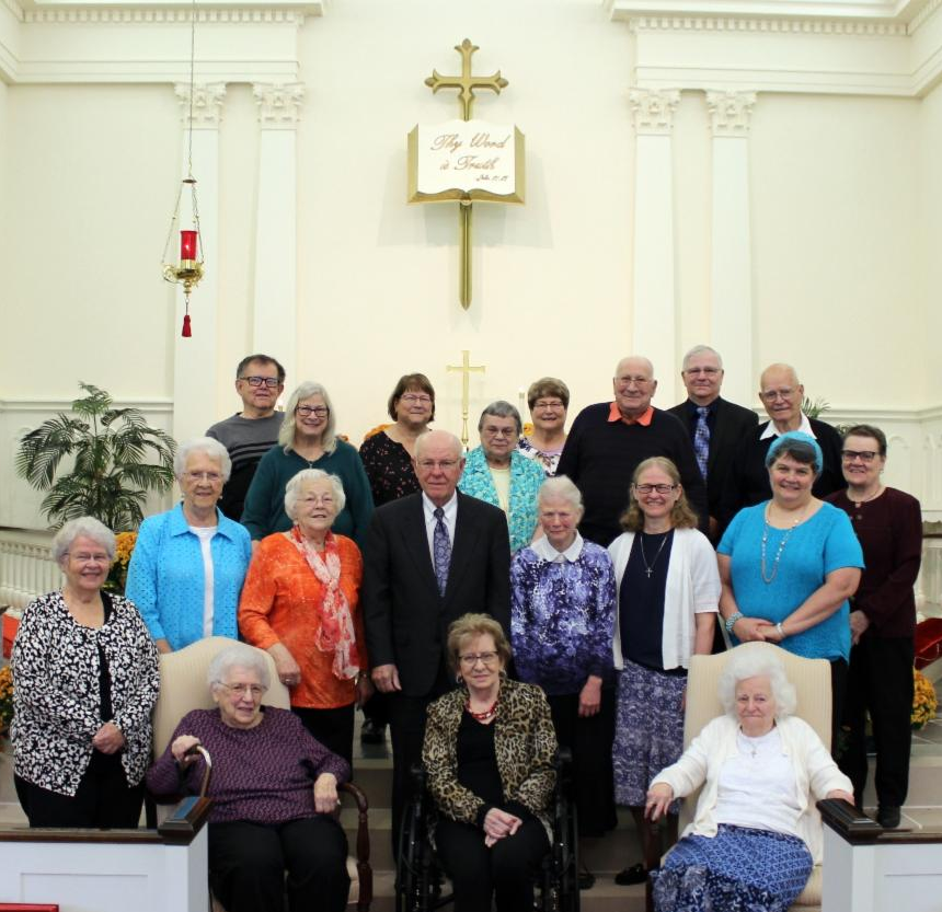 charter members of Holy Scripture