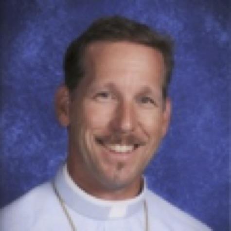 Pastor Lee Kuhns