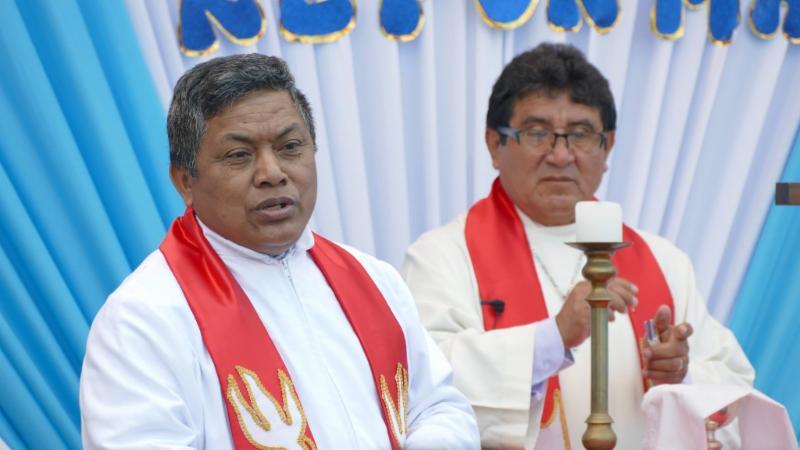 Peruvian pastors