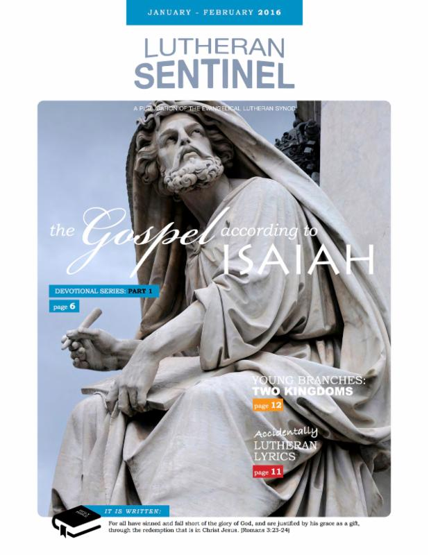 Lutheran Sentinel