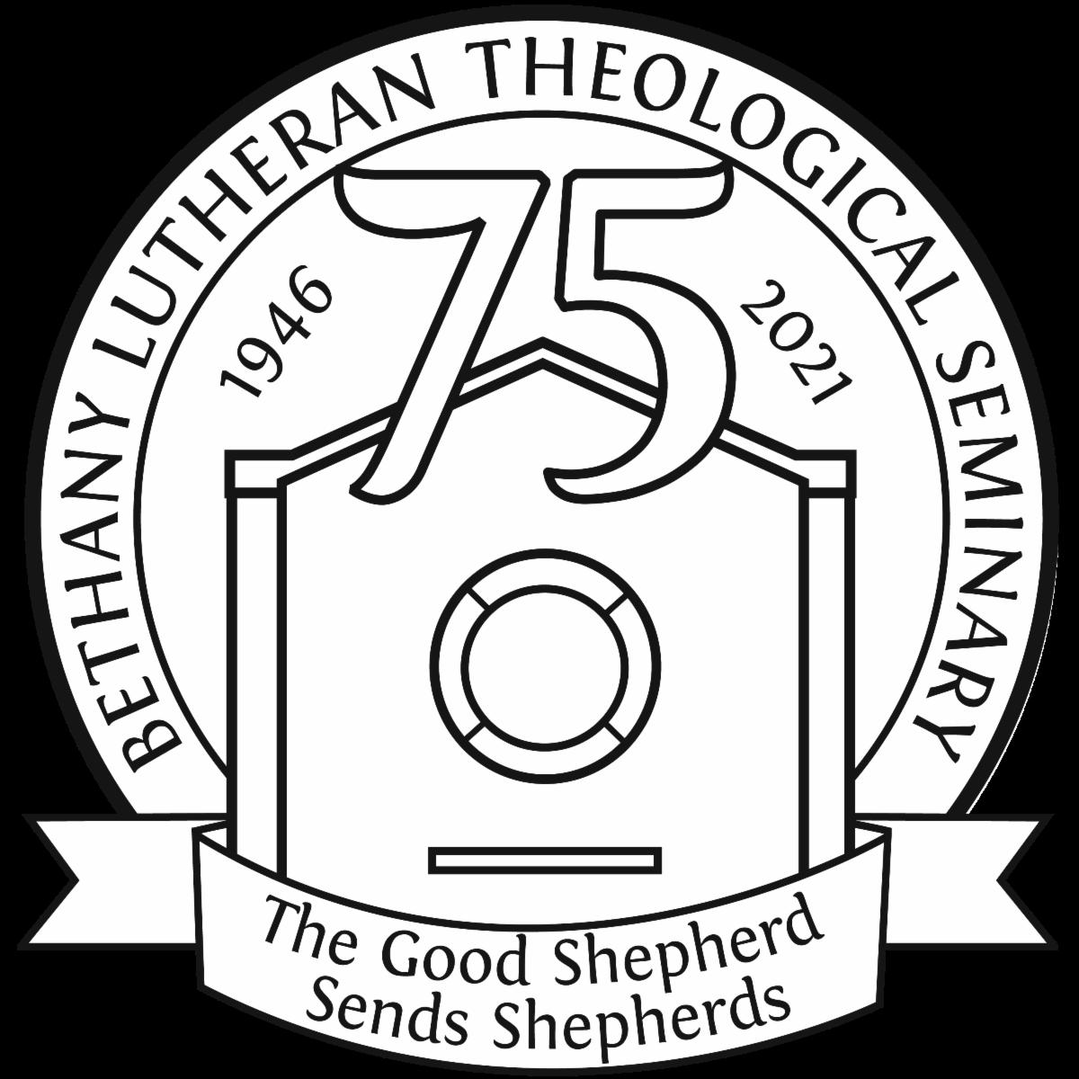 seminary anniversary logo