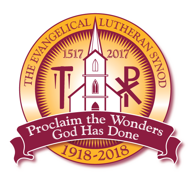 ELS centennial logo